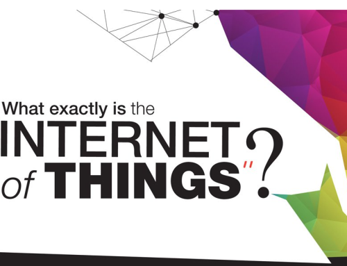 Internet of Things graphically explained